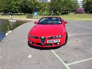 Alfa Romeo Brera Spider 2 4 Jtdm For Sale