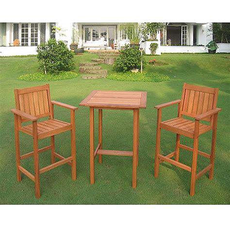 patio bar sets walmart square bar height outdoor table patio furniture walmart