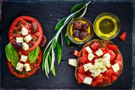 images gratuites dakos tomate olives huile dolive