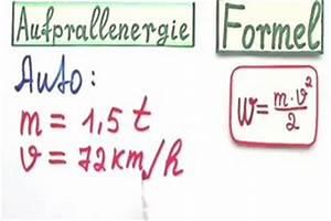 Aufprallenergie Berechnen : video aufprallenergie berechnen so geht 39 s ~ Themetempest.com Abrechnung