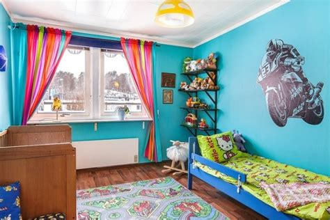 Colorful Kids Bedroom Designs