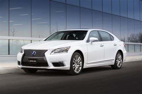 Revel In The Amazing The 2014 Lexus Ls Series Flagship