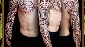 Tatouage Demi Bras Homme : la manchette tatouage homme est une des tendances fortes actuelles du tatouage ~ Melissatoandfro.com Idées de Décoration