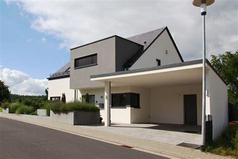 Einfamilienhaus Modern by Modernes Einfamilienhaus In Unterafferbach