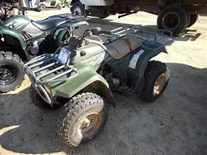Kawasaki Bayou 220 4 Wheeler