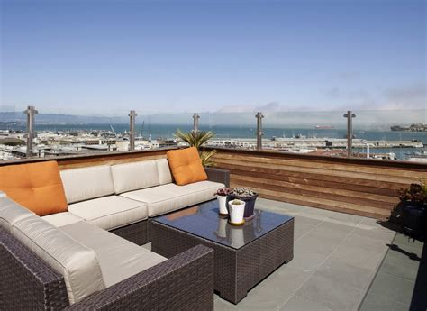 Rooftop Patio Patio Modern With Arbor Modern Outdoor