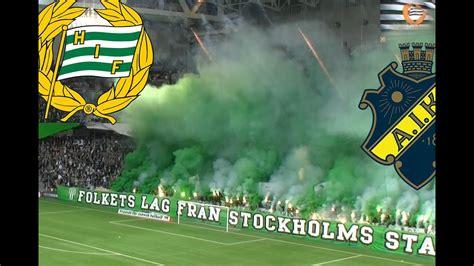 Allmänna idrottsklubben är nordens största idrottsförening med över 20 000 medlemmar och är för närvarande. Hammarby - aik 2015 - YouTube