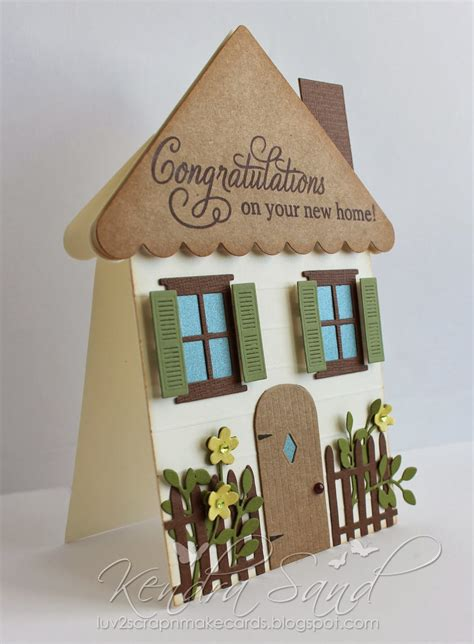 Best Homemade New Home Card Ideas And Images On Bing Find What