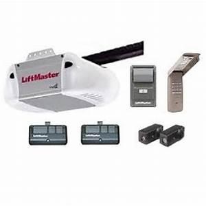 Liftmaster 8365 2 Hp Ac Chain Drive Garage Door Opener