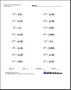 worksheets for metric si unit conversions all with answer