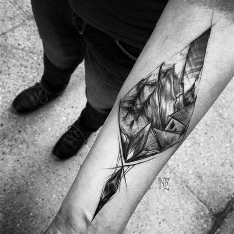 fascinating sketch style tattoo designs tattooblend