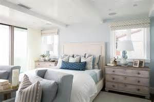 Blue And Gray Beach Cottage Bedroom  Cottage Bedroom