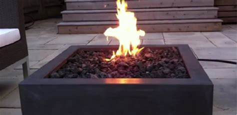 ethanol pit outdoor fire pit ethanol outdoor furniture design and ideas