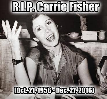 Carrie Fisher Memes - rip carrie fisher 2016 comics and memes