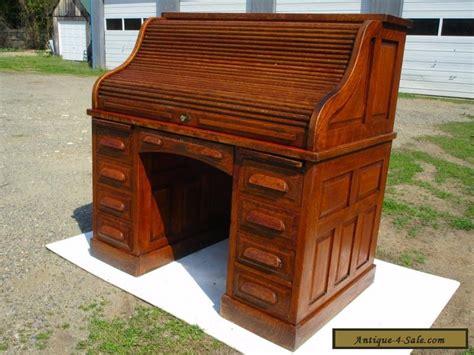 antique roll top desk manufacturers antique c 1910 tiger quartersawn oak s roll top office