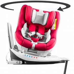 Siege Auto Isofix 0 1 : si ge auto pivotant 360 39 the one 39 rouge isofix groupe 0 1 bebe ~ Dode.kayakingforconservation.com Idées de Décoration