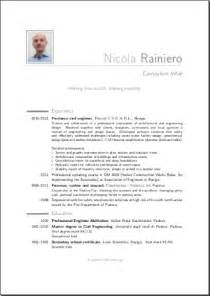 front page resume template alcuni template per il proprio cv con rainnic in the clouds