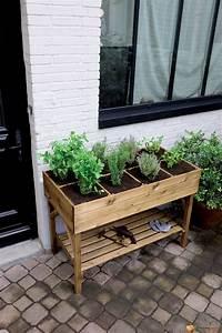 Jardiniere Haute Sur Pied : 10 different and great garden project anyone can make 7 jardiniere haute jardini res et jardins ~ Melissatoandfro.com Idées de Décoration