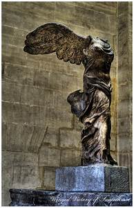 Winged Victory of Samothrace by yungstar on DeviantArt