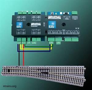 Connecting Kato Unitrack Switches To Esu Switchpilot  U2013 N