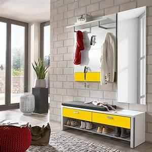 Moderne Garderoben Set : garderoben sets online kaufen m bel suchmaschine ~ Frokenaadalensverden.com Haus und Dekorationen