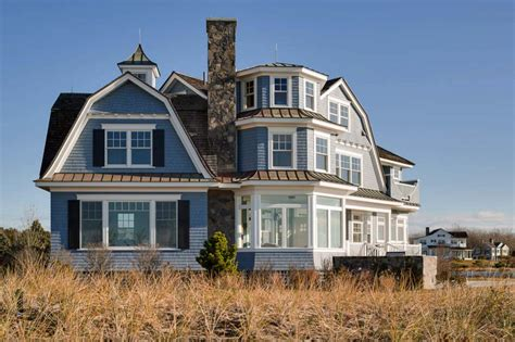 Dreamy Seaside Home In Maine With New England Style