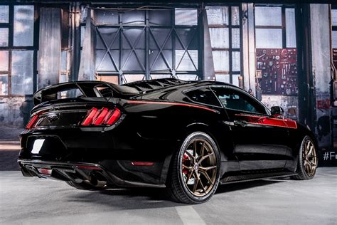 sema ford mustang hottest awards pony under its coupe wins vehicle three award saddle several took already had year exhibitors