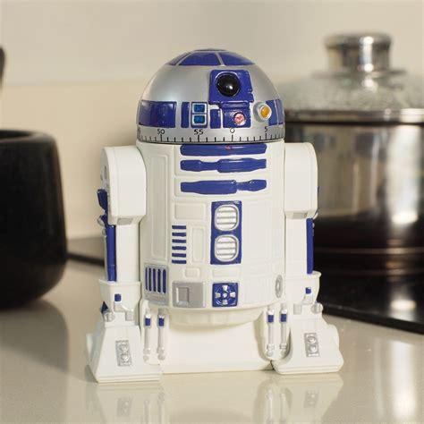 Minuteur De Cuisine R2d2 Star Wars Ideecadeaufr