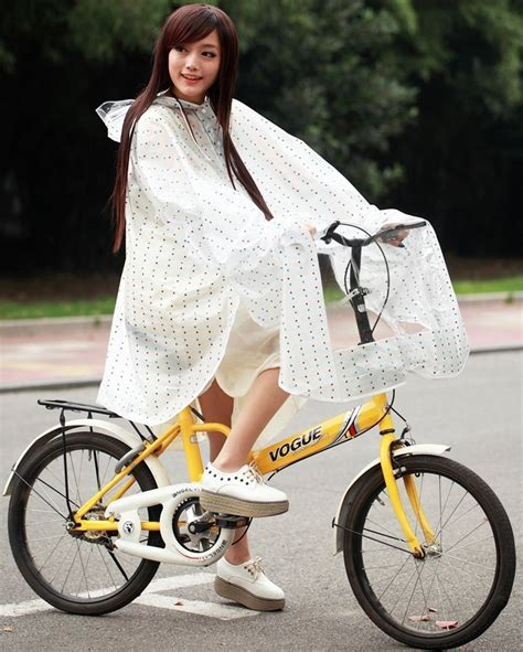 bicycle raincoat bicycle bike raincoat rain cape with hood