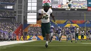 NCAA Football 14 - De'Anthony Thomas Return Touchdown ...