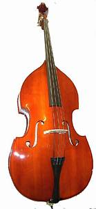 Flamed Back Upright String Double Bass BA300-MP - Merano ...
