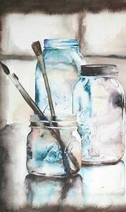 40 Realistic But Easy Watercolor Painting Ideas You Haven ...