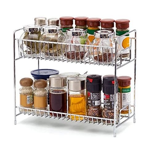 Spice Rack Reviews by Countertop Spice Rack