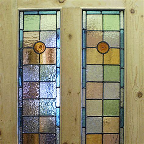 door window panel front doors 4 panel door with stained glass