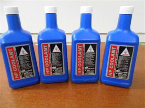 Honda Powersports Premium Coolant Antifreeze 4 Quarts 1
