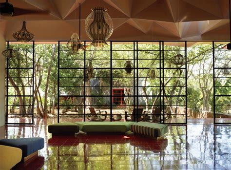 Culture House With Art From Jorge Pardo   Home Design And