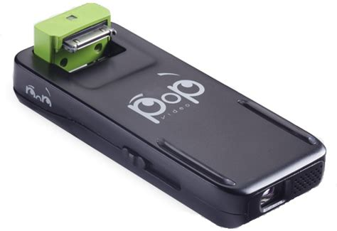 iphone projector 99 pop accessory turns iphone into pico projector