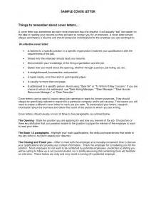 How To Address Resume To Unknown Person by Cover Letter Salutation