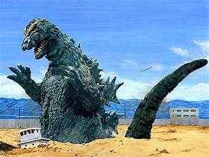Godzilla (1954) Wallpaper and Background Image | 1024x768 ...