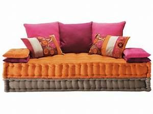 Maison Du Monde Banquette : cuscini per divani un tocco decorativo in casa ~ Teatrodelosmanantiales.com Idées de Décoration