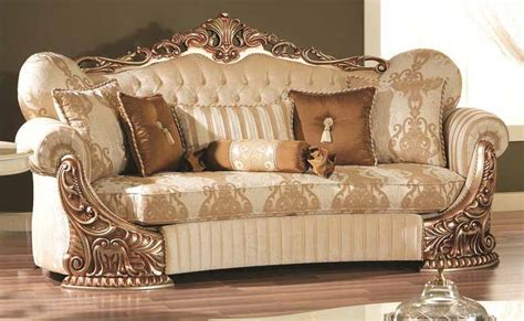 Classic Sofa Sets by Ferman Classic Sofa Set