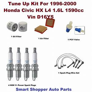 Tune Up Kit For 1996