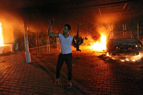 embassy attack  libya  star