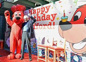 10 things you never knew about clifford the big red dog With big red dog food