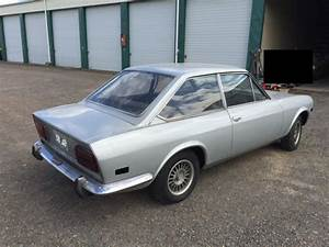 1971 Fiat 124 Sport Coupe BC model nice restorable