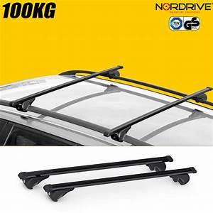 Barre De Toit Nissan Note : barres de toit nissan qashqai 5 portes nordrive rail top ~ Melissatoandfro.com Idées de Décoration