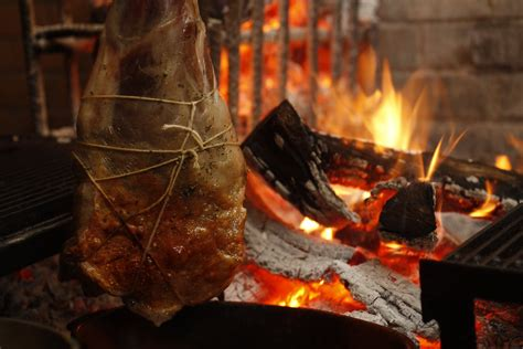 camino continues mastery  cooking  open flame