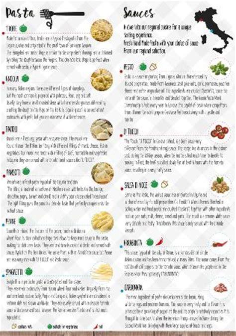 description cuisine pasta description picture of 39 s food bar romford