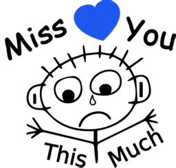Free Miss You Picture by Miss You This Miss Clipart I2clipart Royalty Free