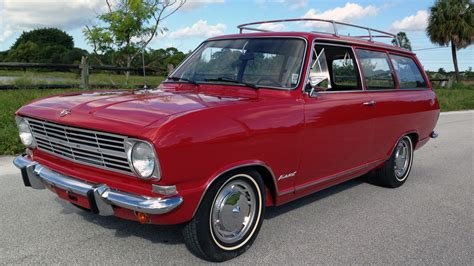 Opel Kadett Wagon by 1967 Opel Kadett Wagon K83 Kissimmee 2015
